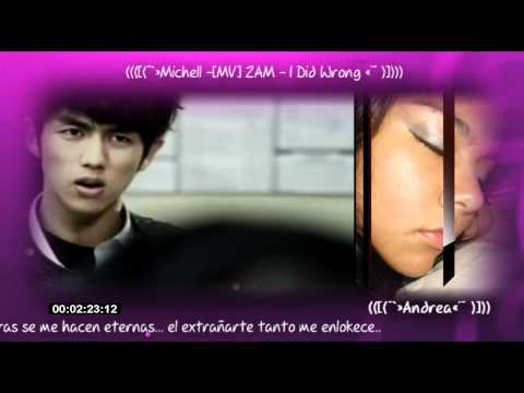 [MV] 2AM - I Did Wrong sub epañol