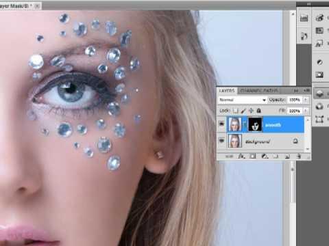 Smoothing Skin - Photoshop CS5