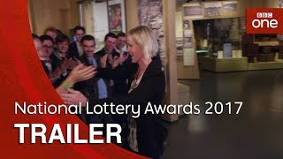 National Lottery Awards 2017: Trailer - BBC One