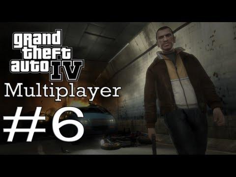 Grand Theft Auto 4 Multiplayer Event 6