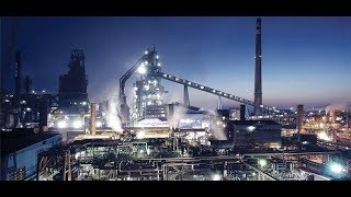 iron and Steel factory (ERDEMİR)