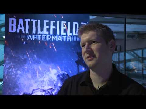 Battlefield 3: Aftermath - scavenger gameplay mode revealed, crossbow gameplay and tremors