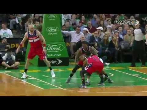 Top 10 NBA Plays: April 16th