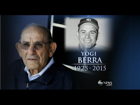 New York Yankees Legend Yogi Berra Dies at 90