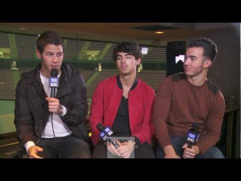 Jonas Brothers on Psy, One Direction, New Single & Album Music Videos