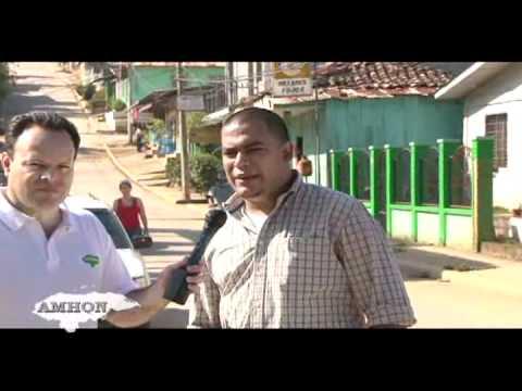 Municipios Bellos de Honduras --- SANTA CRUZ DE YOJOA, CORTÉS