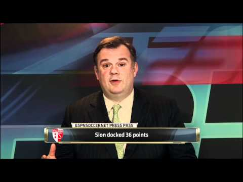Press Pass Extra: Sion punished & Jack Warner's claims