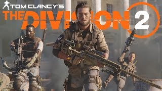 The Division 2: Campaign & Open World | DAY 1 GAMEPLAY (1440p)
