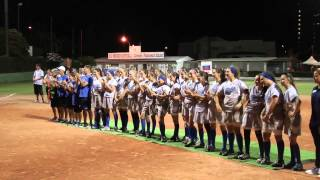 FIBS - Europeo Cadette Softball