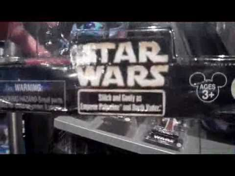 Star Wars Disney Store Star Wars Souvenirs at Disney
