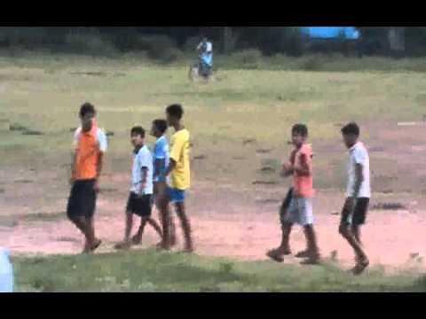 Lawlessness by anti-social boys at Nessai, Sao jose de Areal, Goa.