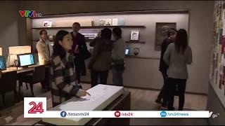 """Khám phá các công nghệ """"đỉnh"""" trong bảo tàng Nhật Bản  - Tin Tức VTV24"""