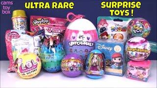 LOL Surprise Pikmi POPS TOYS Disney Mystery Minis Opening Hatchimals Jumbo Egg Barbie Surprizamals 7