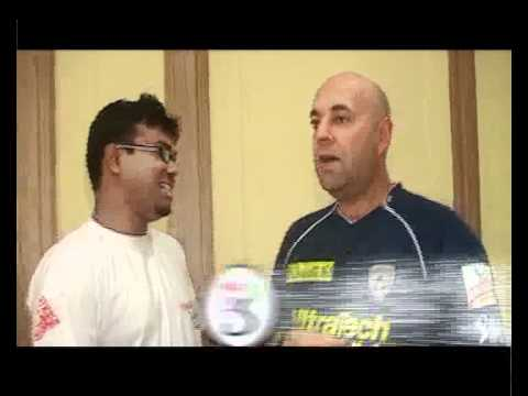 Interview with Darren Lehmann