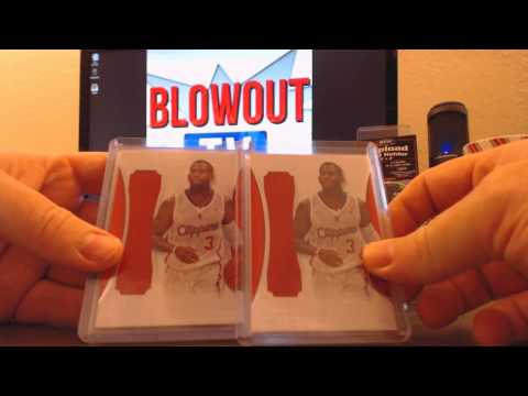 All Los Angeles Clippers 20 cases Panini National Treasures Basketball