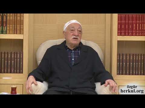 Fethullah Gülen'in Harekete Geçin Mesajı