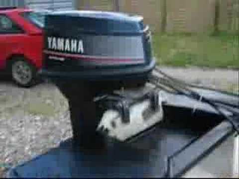 Yamaha  Hp Outboard Service Manual