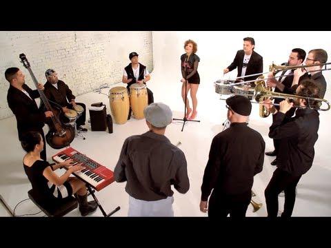 Young Folks (PB&J SALSA cover) - Williamsburg Salsa Orchestra