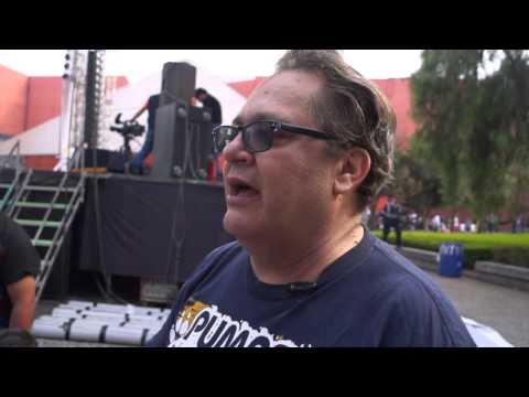 Entrevista a Juan Carralero, actor de doblaje