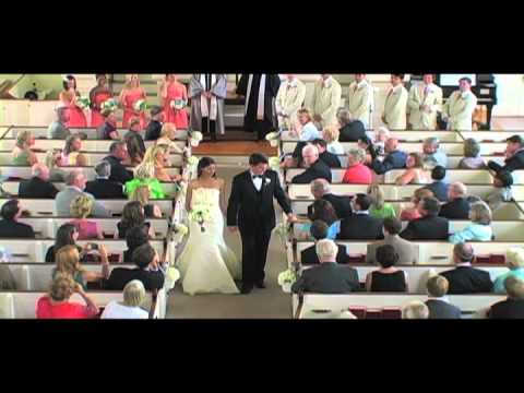 Congregational Wedding Nantucket