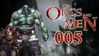Let's Play Of Orcs And Men #005 - In der Gosse ist was los [deutsch] [720p]