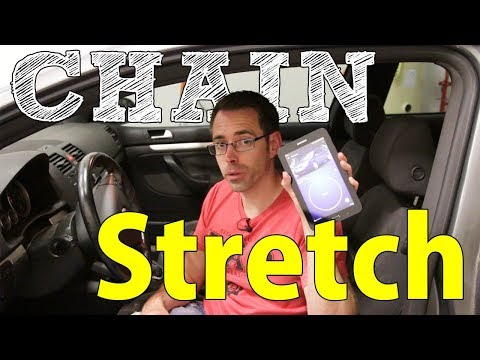Check your 2.0t TSI VW   Audi for Timing Chain Stretch!