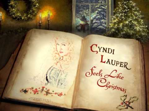 Cyndi Lauper - Feels Like Chirstmas