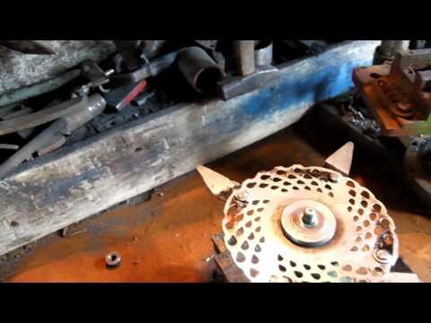 Универсальный диск для бензокосы своими руками (ФОТО)