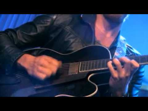 Andreas Oberg - Live Performance - All Star Guitar Night - Winter NAMM 2011
