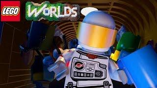 Lego Worlds - Crash Landing! [1]