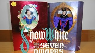 Snow White & Evil Queen - Biancaneve e la Regina Cattiva | Signature Collection (Mattel - Disney)