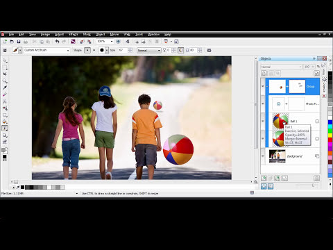 CorelDRAW Graphics Suite X6 - What's New Part 1 of 2