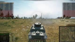 O-I Experimental, Прохоровка, Стандартный бой