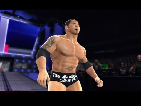 WWE '13 Community Showcase: Batista (Xbox 360)