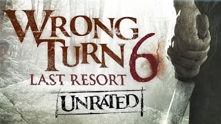 Download Kill count - WRONG TURN 6 LAST RESORT (2014) 3Gp Mp4