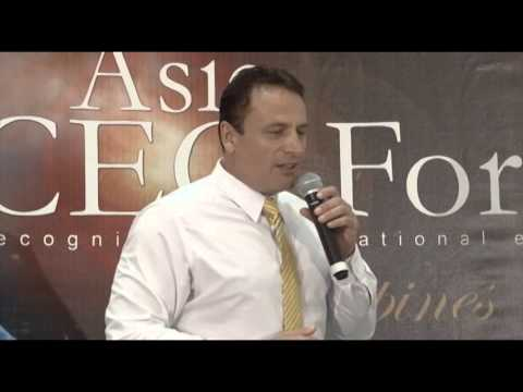 Asia CEO Forum June 20, 2013 - Dusit Thani Hotel Manila