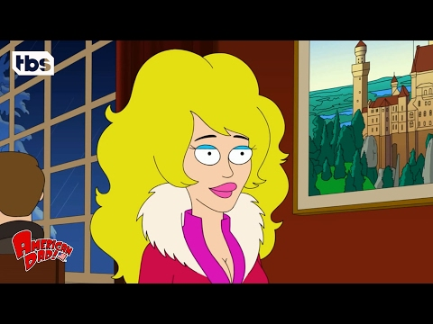Klaus Story I American Dad I Tbs video