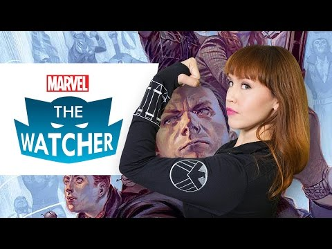 Marvel's Agents of S.H.I.E.L.D. Season 2 Intel - The Watcher 2014 Ep 33