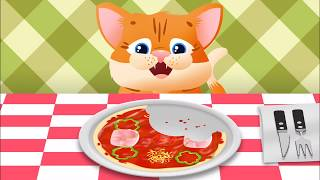 Pizza for Kids : Develops motor skills and cooking knowledge
