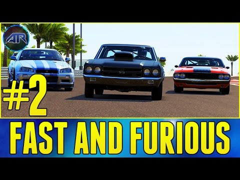 Forza 5 : Fast And Furious Movie Cars Challenge!!! (part 2) video