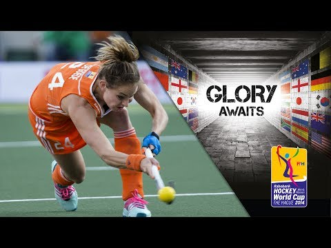 New Zealand vs Netherlands - Women's Rabobank Hockey World Cup 2014 Hague Pool A [05/6/2014]
