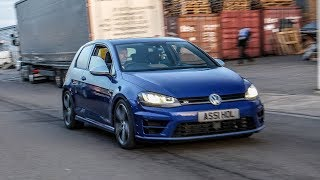 My 600bhp Golf R Sounds ABSOLUTELY SAVAGE!
