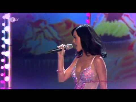Katy Perry - Teenage Dream (live  Wetten dass 2010)