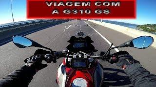 VIAGEM A CURITIBA DE G 310 GS