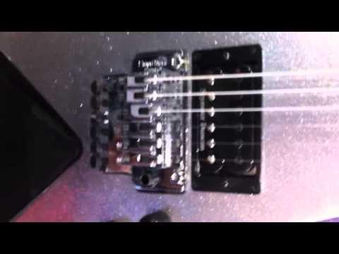 2011 NAMM -- Vinnie Vincent Model Guitars