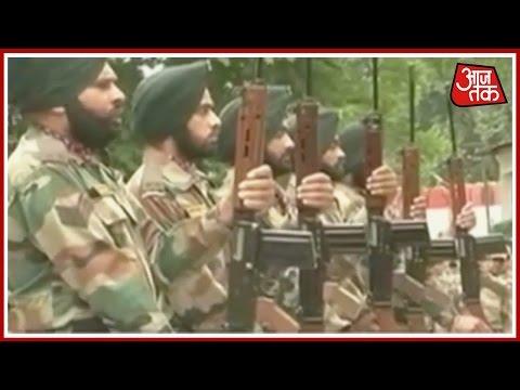 Army Gives Final Salute To Braveheart In Kupwara Encounter