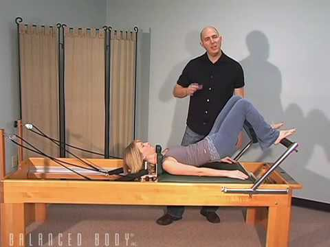 Pilates Rehabilitation : EP1 : Treatment of Low Back Pain