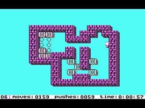 Sokoban Levels Games Sokoban Level 6 Solution