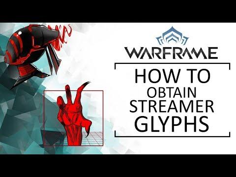 Warframe I Streamer Glyphs p.1