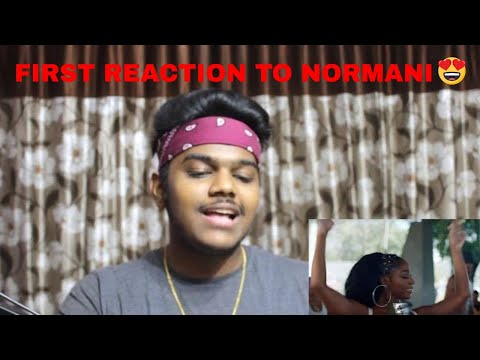 FIRST REACTION TO Normani - Motivation (Official Video)
